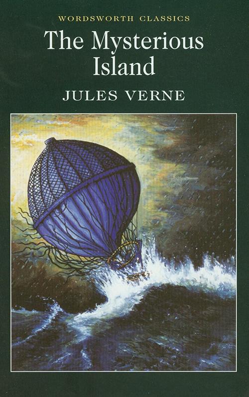 دانلود کتاب انگلیسی جزیره اسرارآمیز