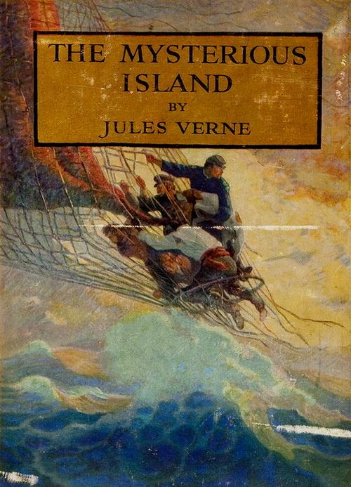 دانلود کتاب صوتی انگلیسی جزیره اسرارآمیز