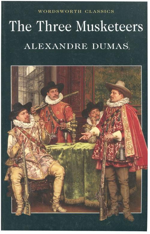 دانلود کتاب انگلیسی سه تفنگدار
