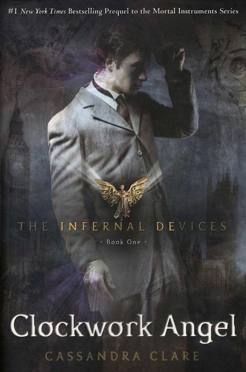 دانلود کتاب صوتی انگلیسی Clockwork Angel