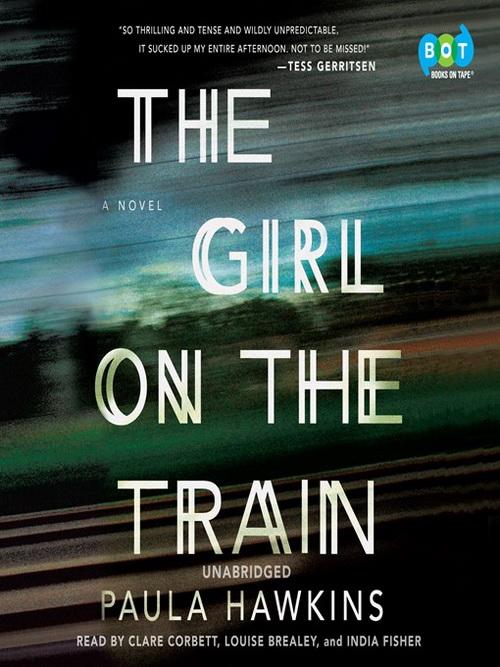 دانلود کتاب انگلیسی دختری در قطار