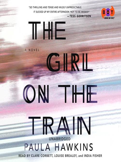 دانلود کتاب صوتی انگلیسی دختری در قطار
