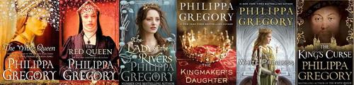 دانلود سری کتاب های انگلیسی فیلیپا گریگوری (جنگ عموزاده ها)