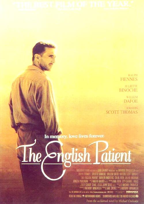 دانلود کتاب انگلیسی بیمار انگلیسی اثر مایکل اونداتیه