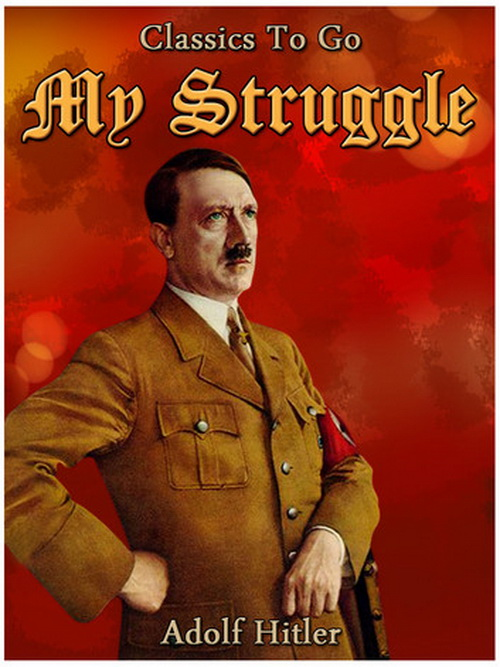 دانلود کتاب انگلیسی نبرد من اثر آدولف هیتلر