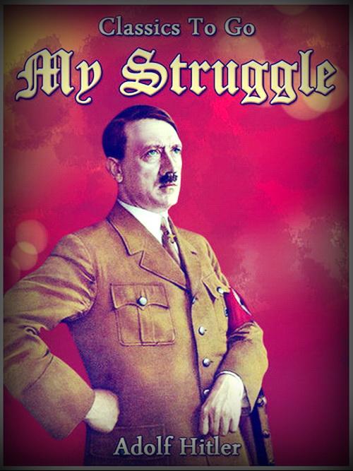 دانلود کتاب صوتی انگلیسی نبرد من اثر آدولف هیتلر
