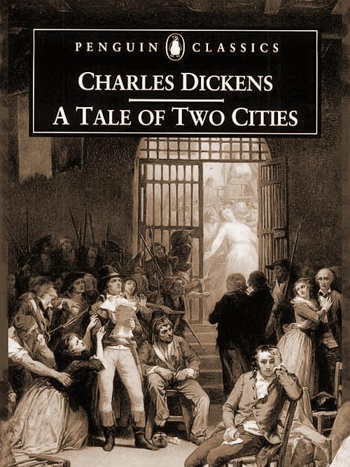 دانلود کتاب صوتی انگلیسی داستان یک شهر اثر چارلز دیکنز