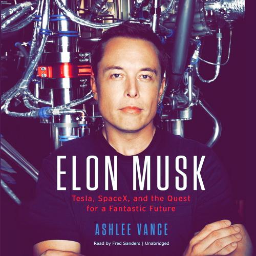 دانلود کتاب انگلیسی Elon Musk اثر اشلی ونس