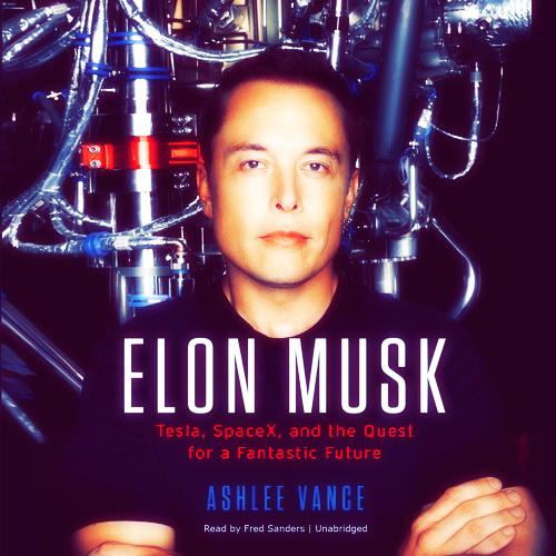 دانلود کتاب صوتی انگلیسی Elon Musk اثر اشلی ونس