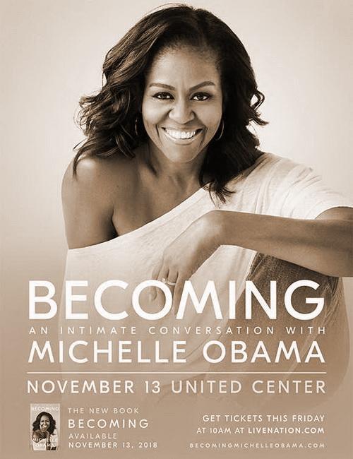 دانلود کتاب صوتی انگلیسی Becoming اثر Michelle Obama