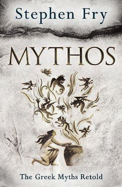 دانلود کتاب صوتی انگلیسی Mythos اثر Stephen Fry