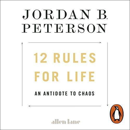 دانلود کتاب صوتی انگلیسی 12 قانون برای زندگی اثر Jordan B. Peterson