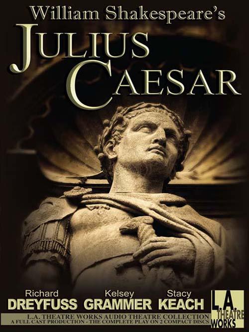 دانلود کتاب صوتی انگلیسی ژولیوس سزار