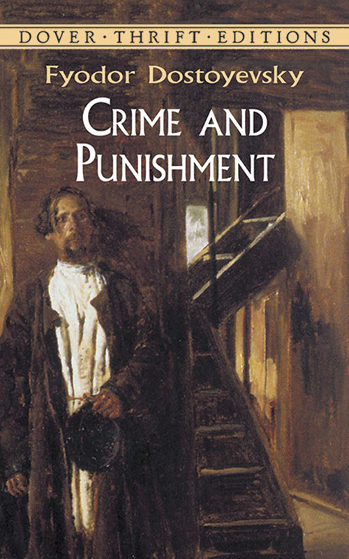 دانلود کتاب صوتی انگلیسی جنایت و مکافات