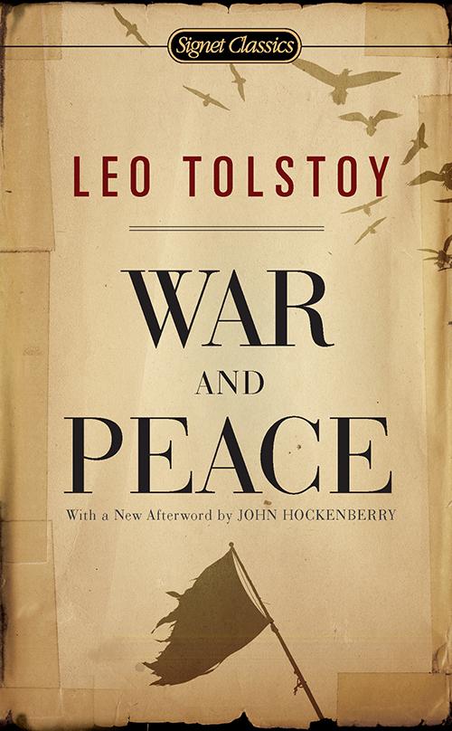 دانلود کتاب صوتی انگلیسی جنگ و صلح