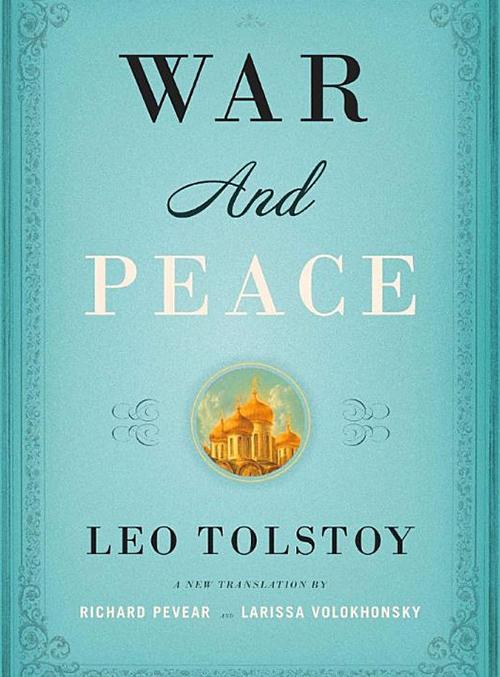 دانلود کتاب انگلیسی جنگ و صلح