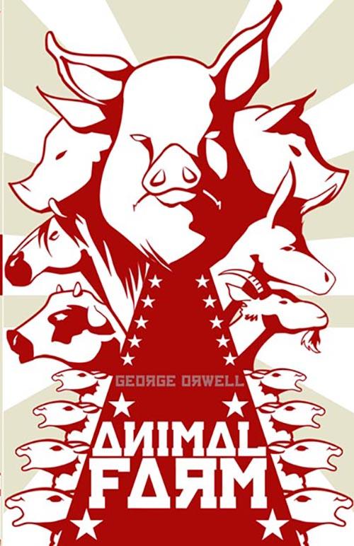 دانلود کتاب صوتی انگلیسی مزرعه حیوانات