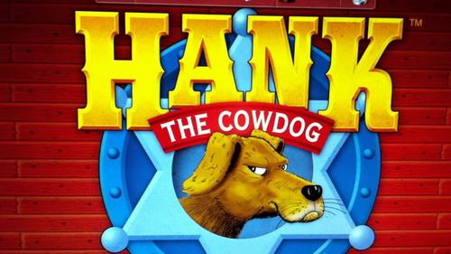 دانلود سری کتاب های صوتی انگلیسی Hank the cowdog