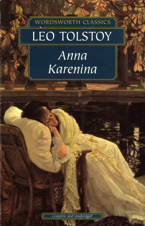 دانلود کتاب انگلیسی آناکارنینا