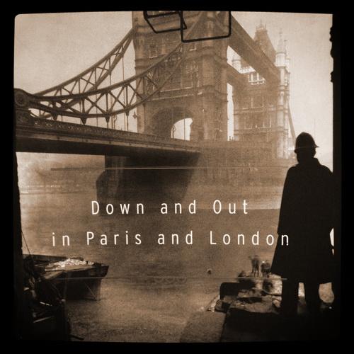 دانلود کتاب صوتی انگلیسی آس و پاسها در پاریس و لندن