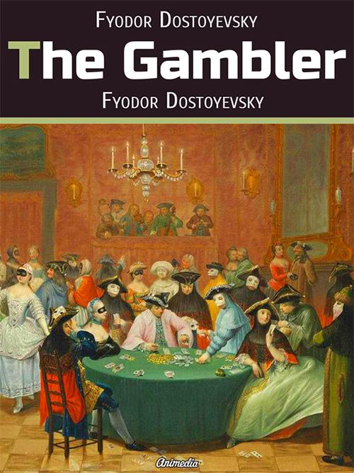 دانلود کتاب انگلیسی قمارباز