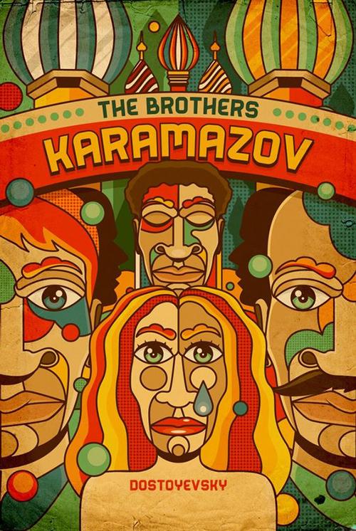 دانلود کتاب صوتی انگلیسی برادران کارامازوف