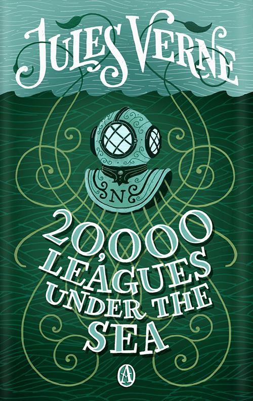 دانلود کتاب انگلیسی بیست هزار فرسنگ زیر دریا